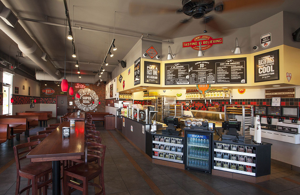 How A Jimmy John's Franchise Owner Scaled His Buisness to 59 Locations