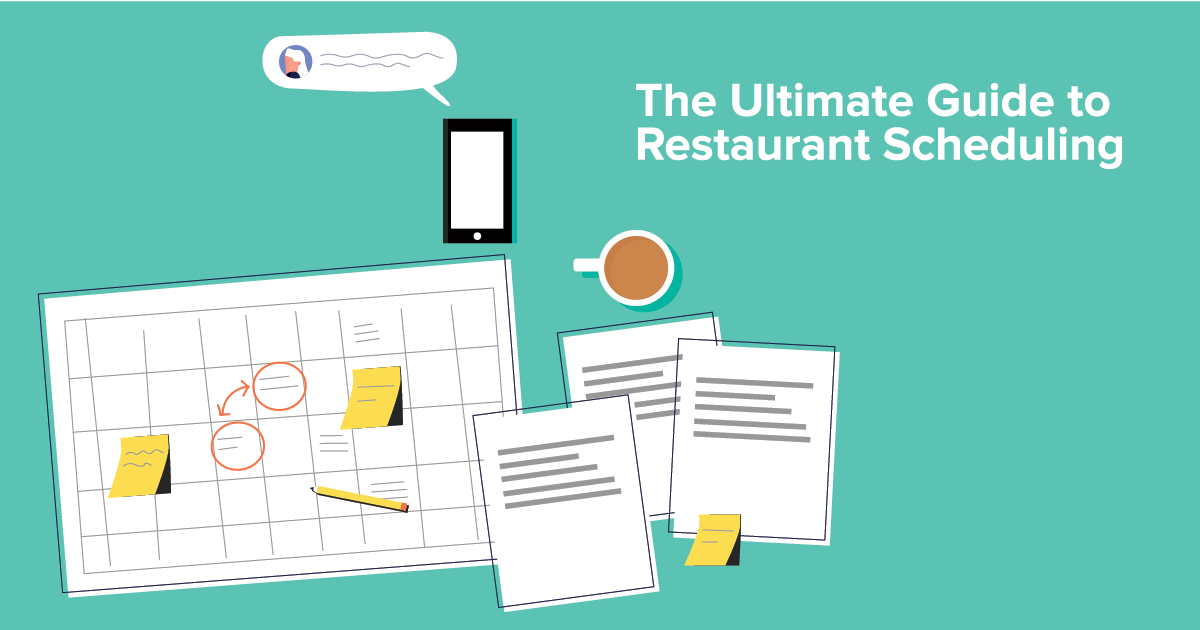 5 Ways Managing a Restaurant Is Easier with Scheduling Software