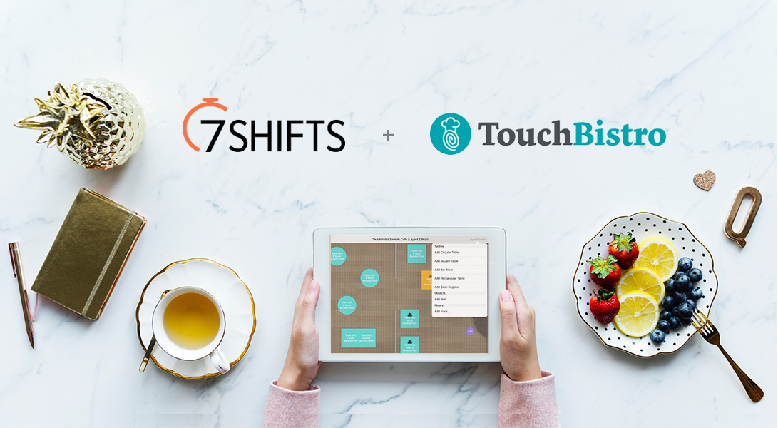 Reduce Labor Costs and Grow Margins With TouchBistro and 7shifts