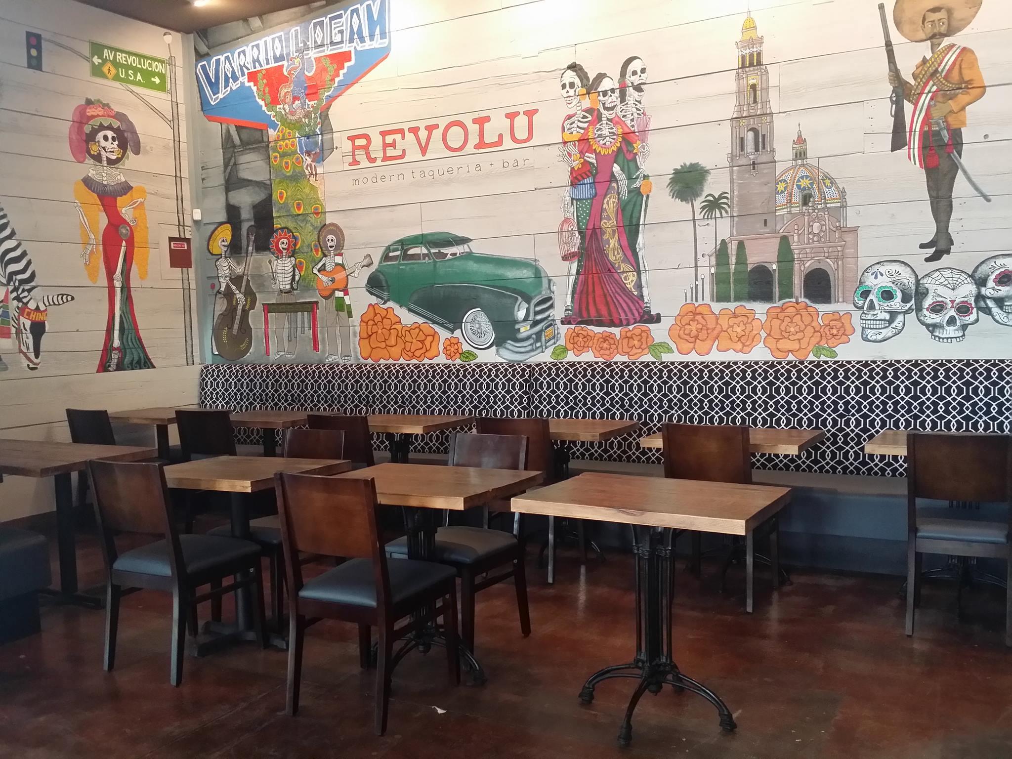 Client Spotlight - Revolu Modern Taqueria & Bar