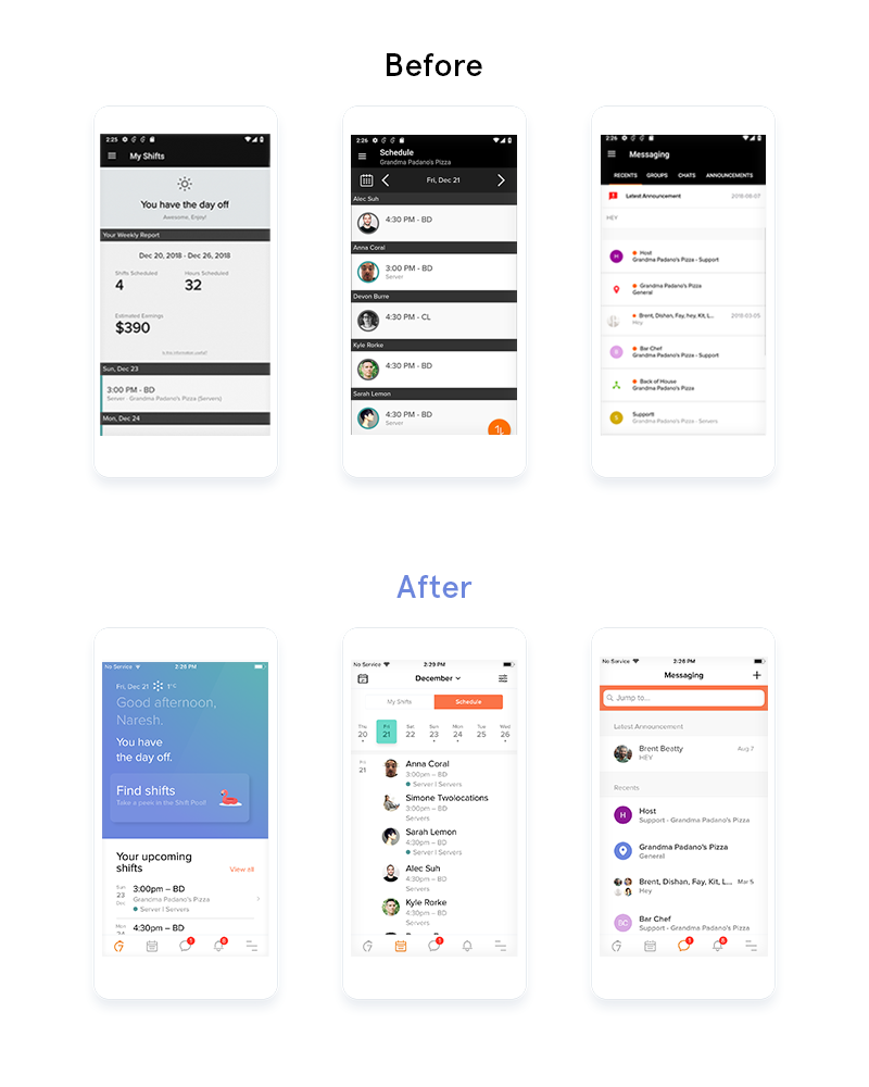 7shifts-employee-app-before-after
