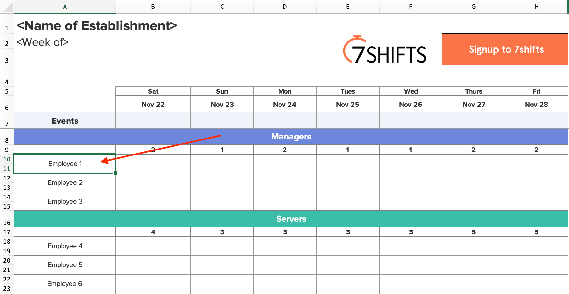 1-input-staff-names-scheduling-template-walkthrough