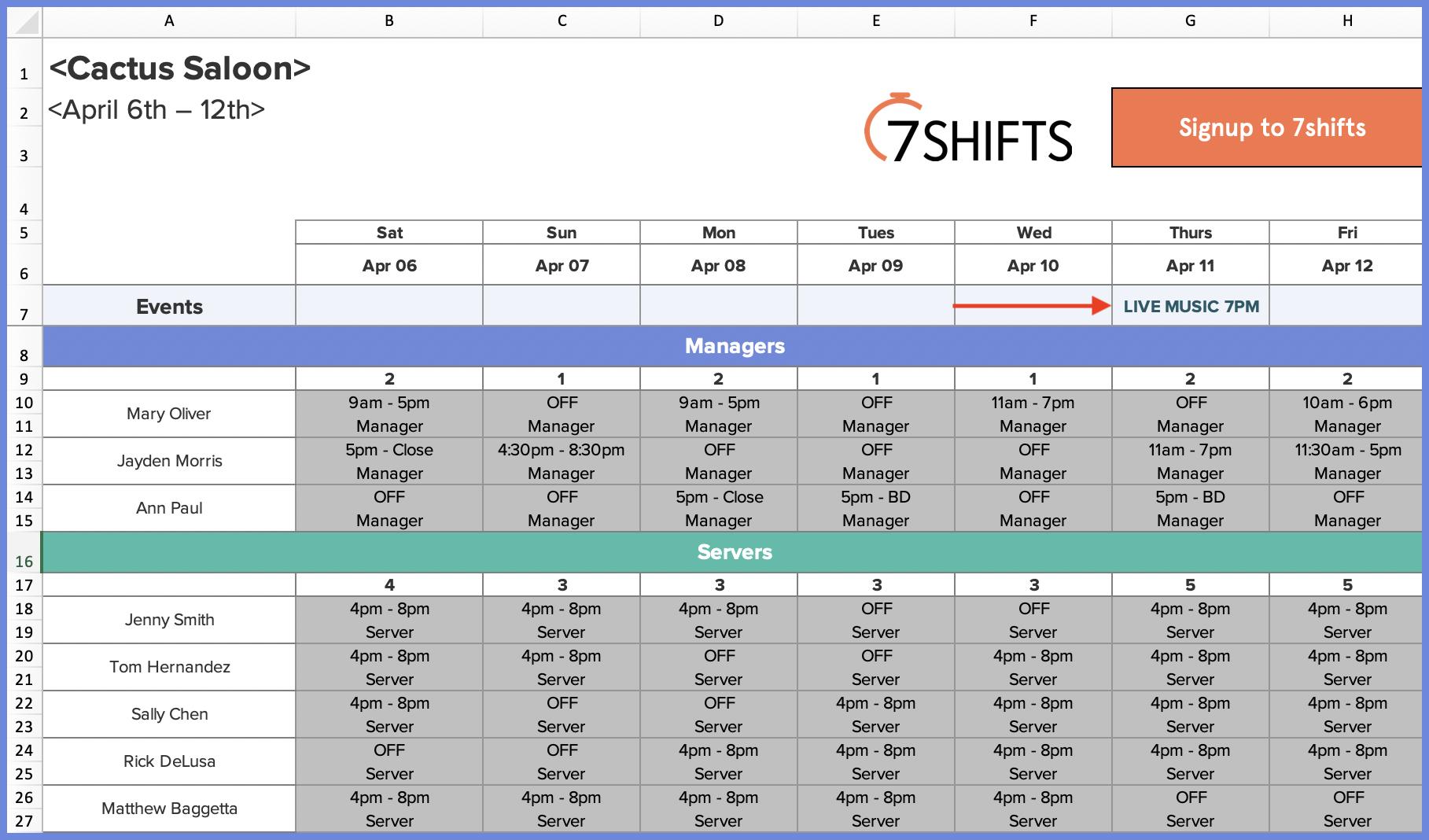 23-restaurant-scheduling-excel-template