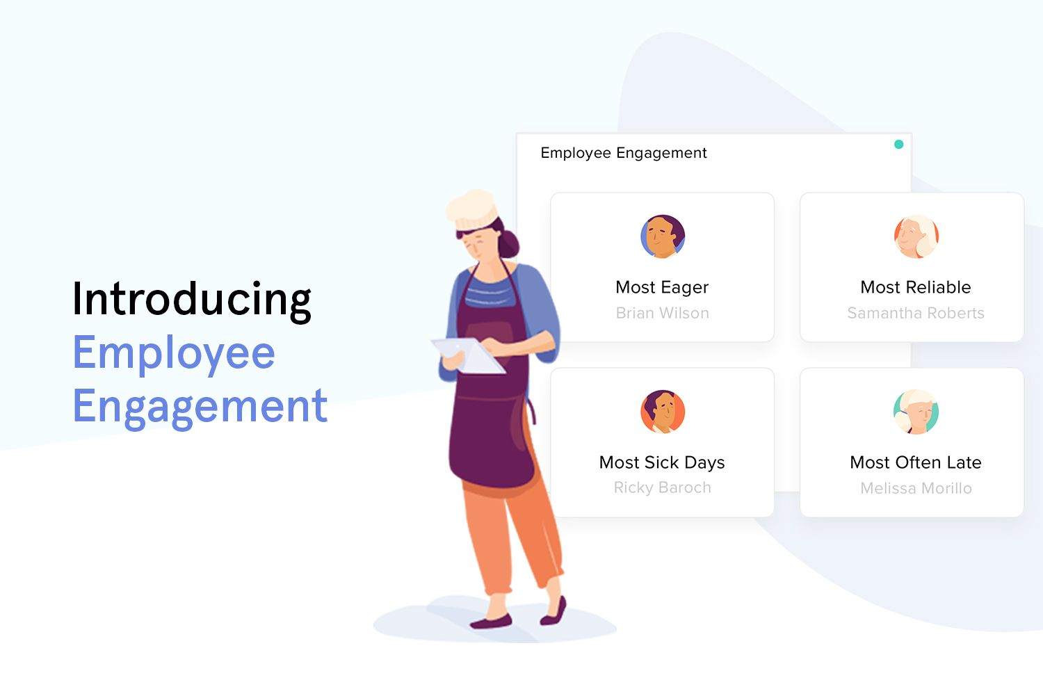 [Release] Quantifying Employee Engagement at Restaurants with Engage