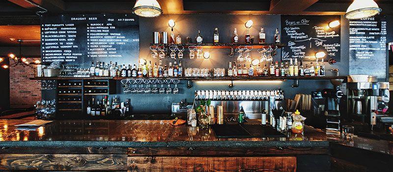 how to start a restaurant bar