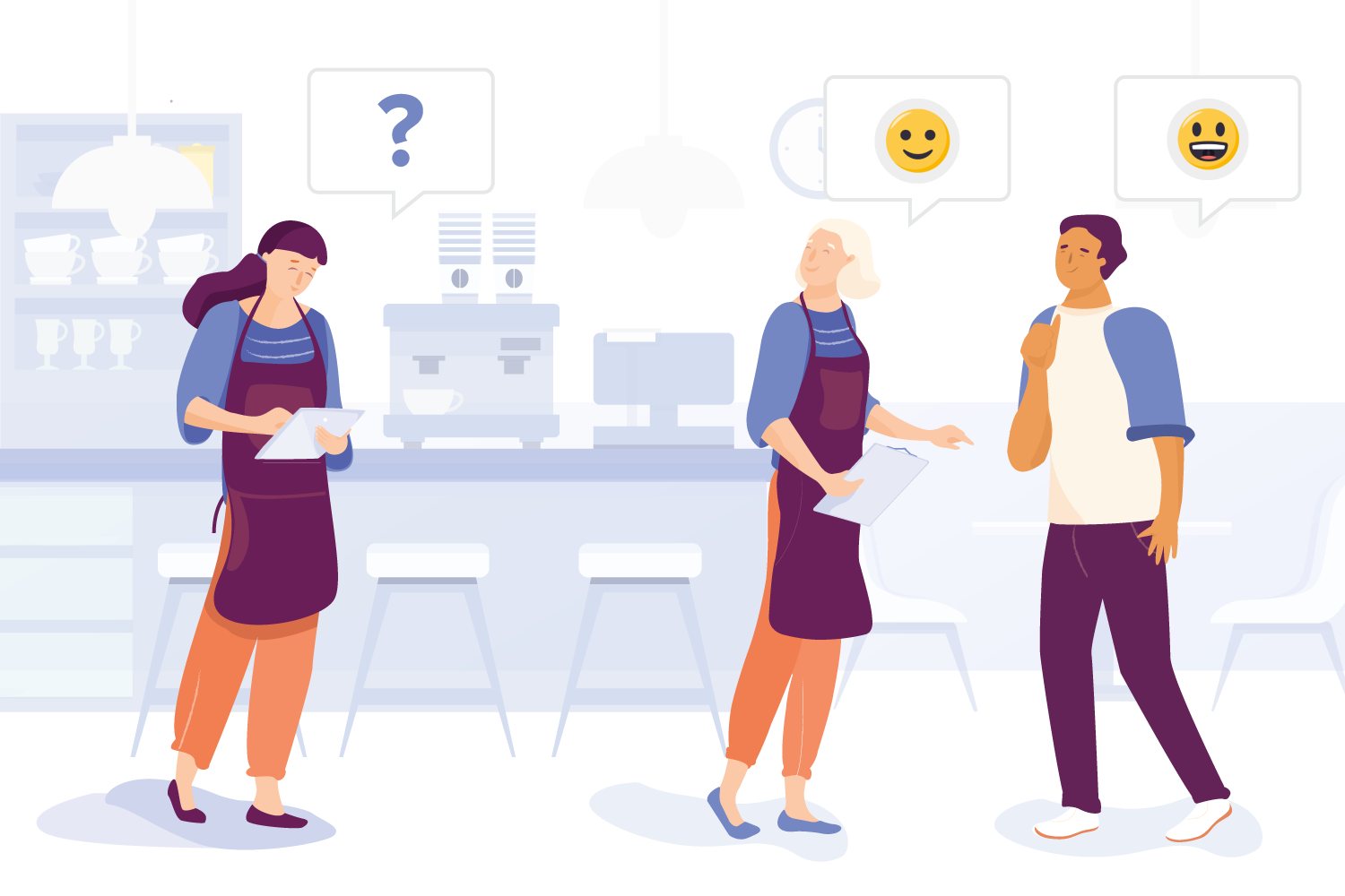 [Study] Is Workplace Happiness All About Pay? What 1,900+ Restaurant Staff Think