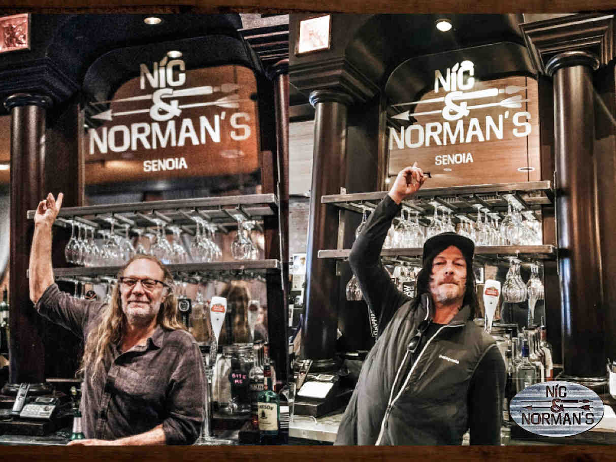 Nic and Norman's Restaurant  Comes to Life