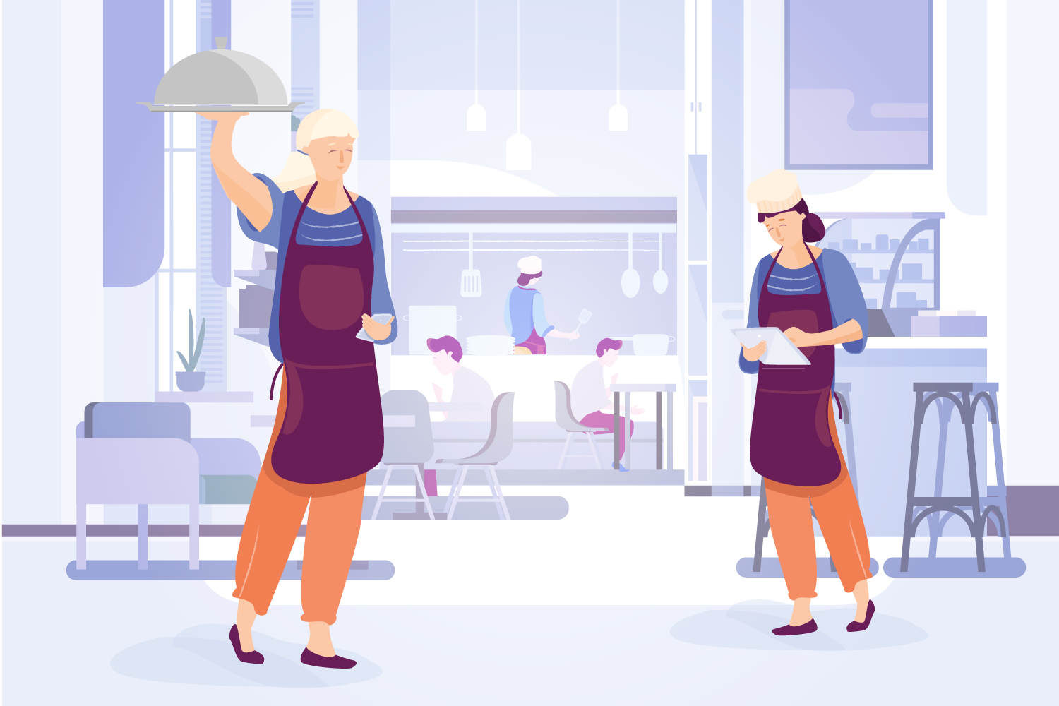 Working in A Restaurant: Everything You Need to Know