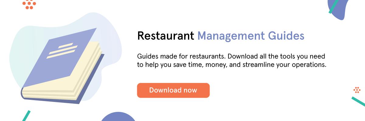 Restaurant Management Guides - 7shifts