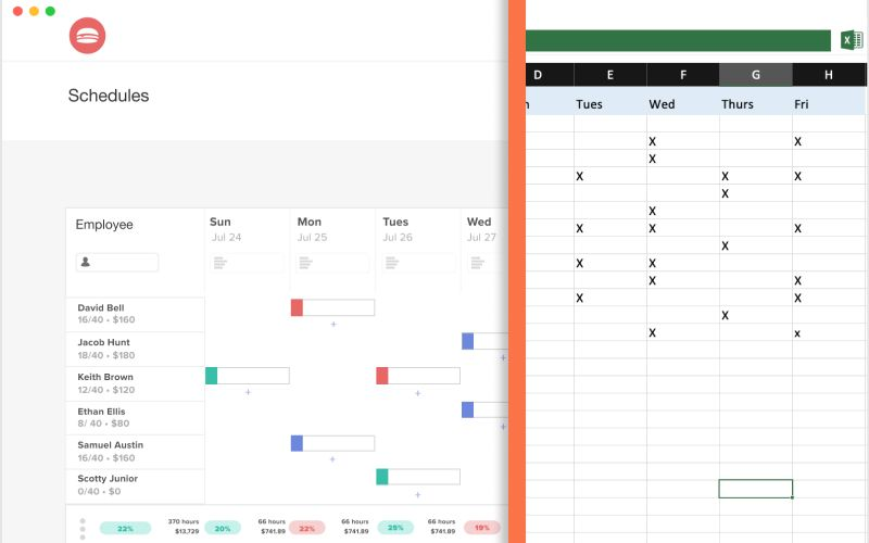 Five Signs You Need to Switch from Excel to Scheduling Software