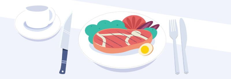 How to start a Restaurant  plate