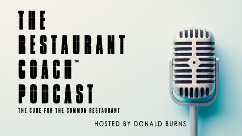 The Restaurant Coach Podcast