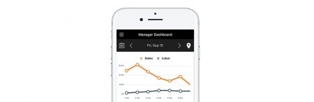 mobile restaurant management app