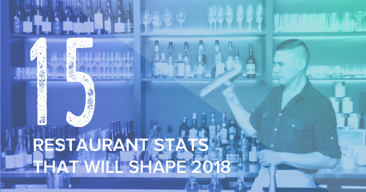 15 Restaurant Statistics That Will Shape the Industry in 2018
